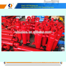 pièces de cylindre hydraulique de chargeur de tracteur de ferme