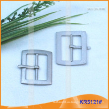 Tamaño interior 25mm Metal Hebillas para zapatos, bolsa o cinturón KR5121