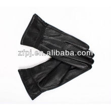 Neuem Mens Fashion warme echtes Leder Winter Handschuhe