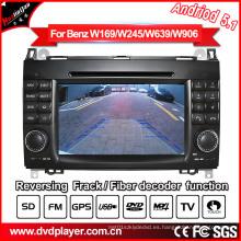 Jugador de coche androide del coche para la navegación del GPS de la clase de Mercedes-Benz a / B (HL-8822GB)