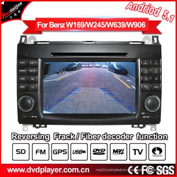 Автомобильный DVD-плеер для автомобилей Mercedes-Benz A / B Class (HL-8822GB)