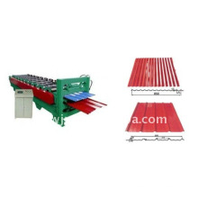 2012 New Type Automatic Color Steel Roll Forming Machinery