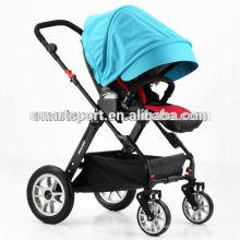 Carrinho de bebê europeu do estilo aprovado