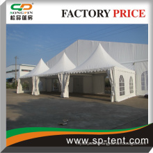 Big Exhibition Marquee Catering Party Tent For Trade Show Service