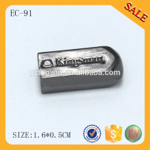Tapón de tornillo de la tapa del cable de la insignia del laser de la manera EC91 para el desgaste de la nadada en verano