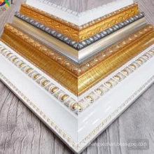 Manufacture plastic vintage frame moulding for picture