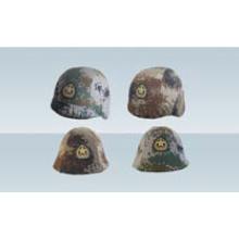 Military steel helmet cover