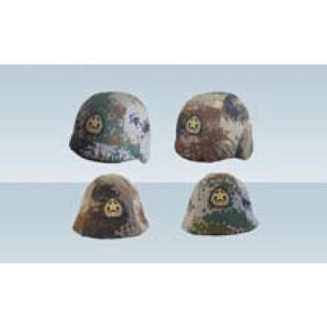 Capa de capacete de aço militar