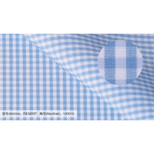 Tela 100% da verificação do algodão para shirting o fornecedor de China