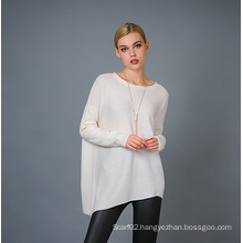 Lady′s Fashion Cashmere Sweater 17brpv022