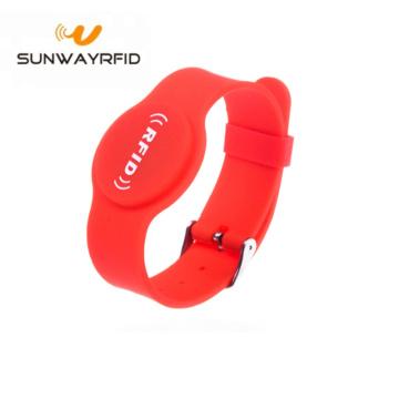 Pulsera RFID NFC 13.56mhz NTAG213 pulsera rfid