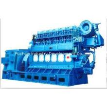 75kw - 10000kw Diesel Generator Power Plant, High Efficienc