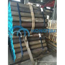 Tubo de acero negro para tubos de acero JIS G3444 para la construcción