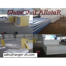 hydraulic color steel sandwich panel roll forming machine