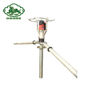 Hot Sale Ground Anchor Hammer Pile Driver