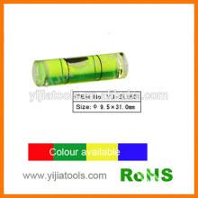 Цилиндрический флакон с стандартом ROHS YJ-SL9531