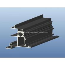 Aluminium Extrusion für Fassade