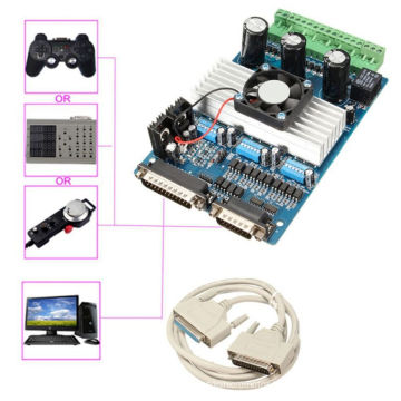 Cnc usb controller mach3 3 axis board
