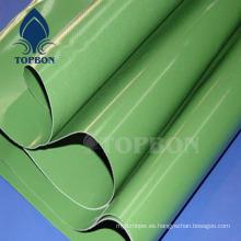 Lona impermeable del PVC de la cubierta en el rollo Tb3322