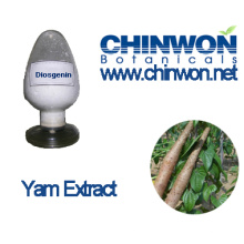 Qualidade Wild Yam Extracto Diosgenin 98%