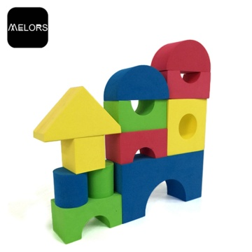Melors EVA Foam Blocks Blocs de construction en mousse