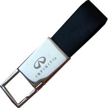 Кожаный брелок для подарка (m-LK06)