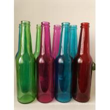 330ml 500ml Bouteille de verre à boisson, bouteille à bière, bouteille à jus de verre