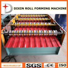 Máquina formadora de rolo Hebei, máquina formadora de chapas metálicas