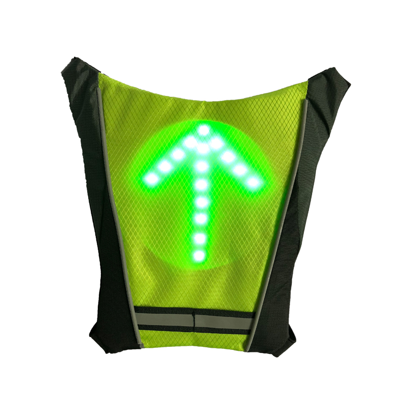 Traffic Instruction Vest