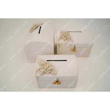 High end retro paper storage box