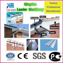 PVC Rainwater Gutters Extrusion Machine