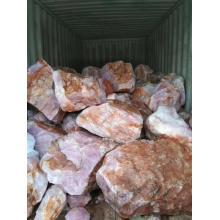 Rose quartz small block