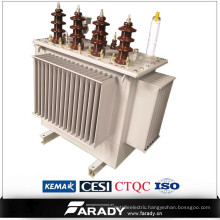 power frequency 60hz 13.8kv/4.16kv 167 kva electrical transformer