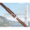 China bestem Preis Tapered Thread Rebar Koppler zum Verkauf