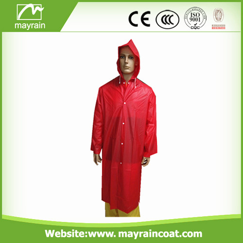 popular and fashion vinyl raincoat