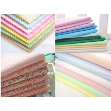 CVC 60/40  Color Printed cloth