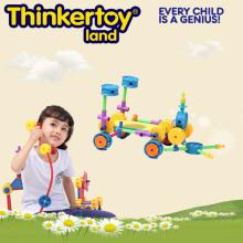 Children′s Plastic Puzzle Game, Intellectual Building Brick Toy