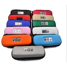 Colorful Electronic Cigarette EGO Case/EGO Zipper Case /EGO Bag /Leather Portable Case with Various Colors and Sizes