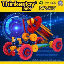 2015 Neueste Plastik Kinder Baustein Bildung Spielzeug