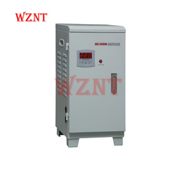 Hot selling high security 14000W automatic ac voltage regulator