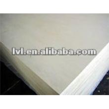 Chapa de álamo y núcleo de álamo Plywood para muebles