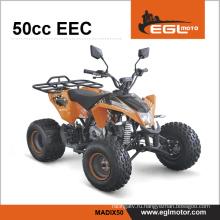 50cc ATV с ЕЭС