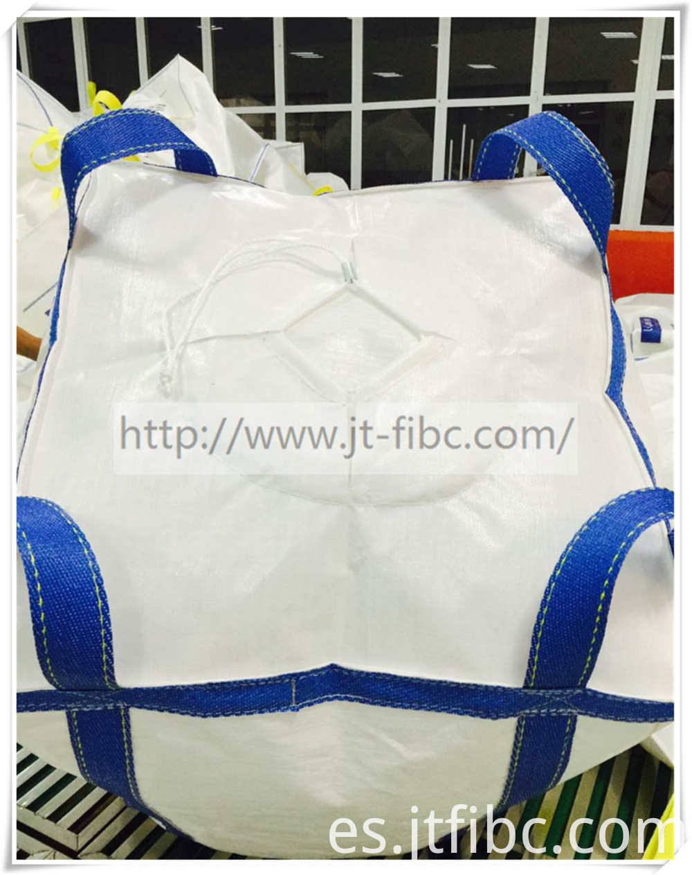 White Pp Bulk Bag