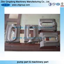 Peças de maquinaria para peças sobresselentes de aço inoxidável