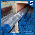 Tube soudé sanitaire d'acier inoxydable 316 / tube sans couture