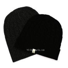 Venda quente de acrílico inverno chapéus e bonés