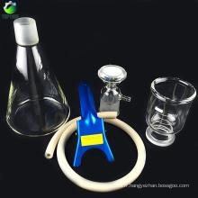 Système de filtration sous vide en verre solvant