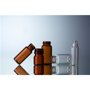 Clear and Amber Pharmaceutical Vials