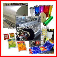 VMBOPP material de embalaje de película metalizada