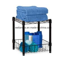 Rincón de baño de acero inoxidable de almacenamiento de rack (CJ452543C2E)